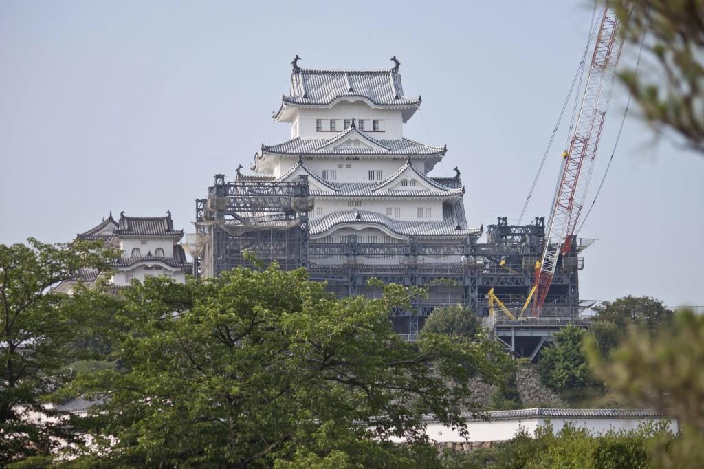 02_姫路城の全景1
