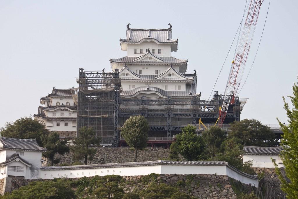 03_姫路城の全景2