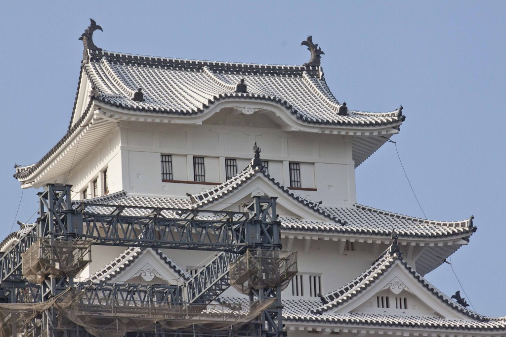 05_姫路城天守閣1