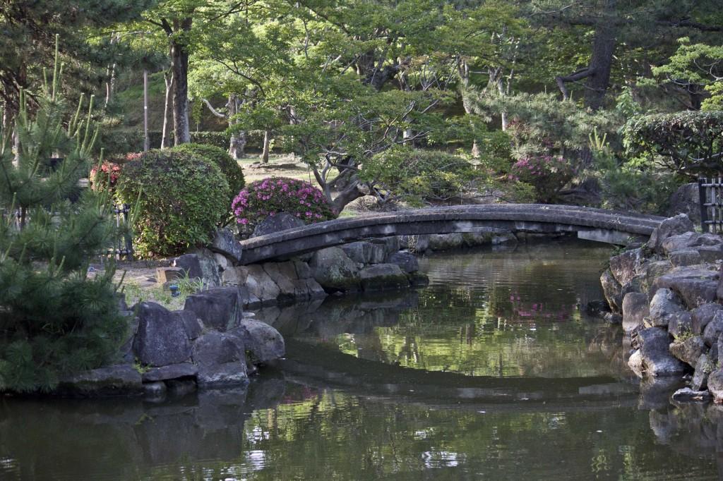 09_姫路城公園裏の庭園