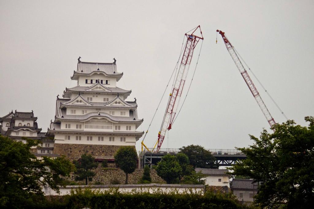03_世界遺産・姫路城工事ステージ1