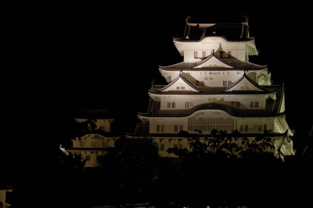 05_姫路城(平日の夜)