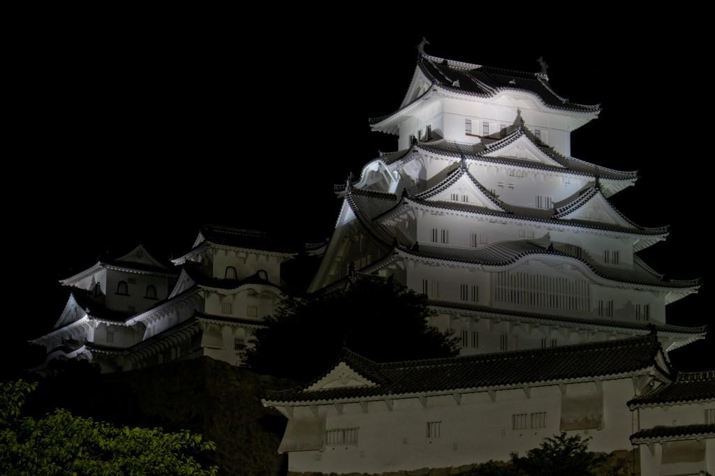 10_姫路城と小天守