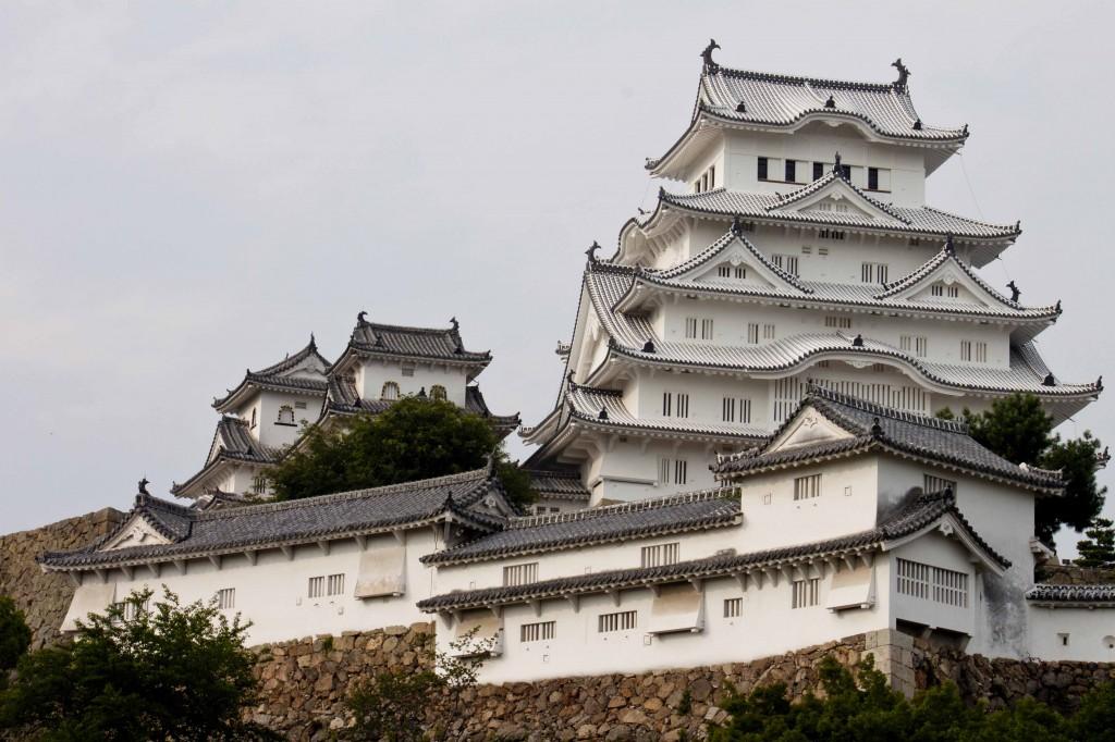 11_姫路城・斜景2