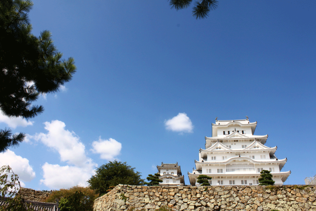 10_10.姫路城・二の丸1
