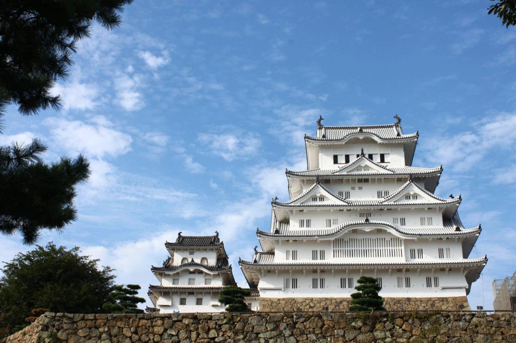 11_11.姫路城斜景・二の丸2