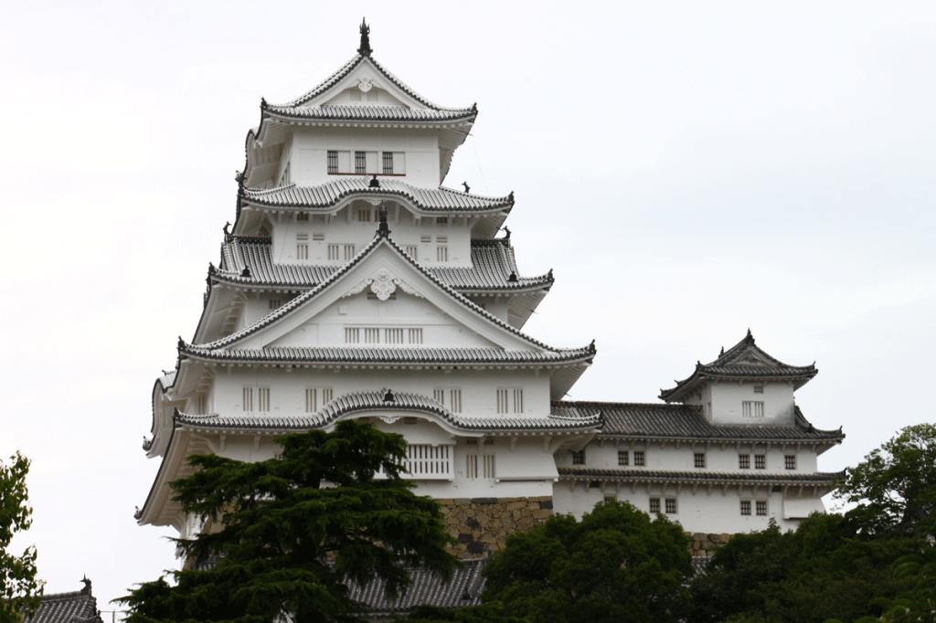 03_03.姫路城・東ビュー2