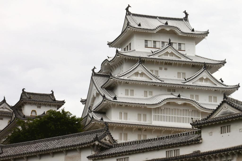 07_07.姫路城・斜景1
