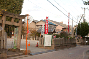 01_水尾神社前