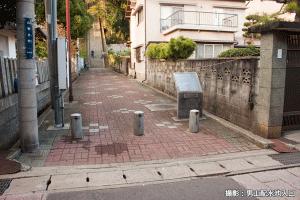 01_男山配水池入口