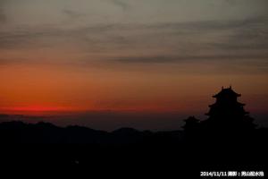 03_夜明けの始まりと姫路城