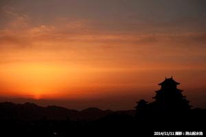 04_日の出始まりと姫路城