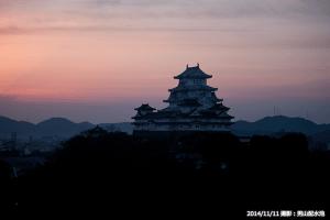 10_朝の姫路城(設定変更)
