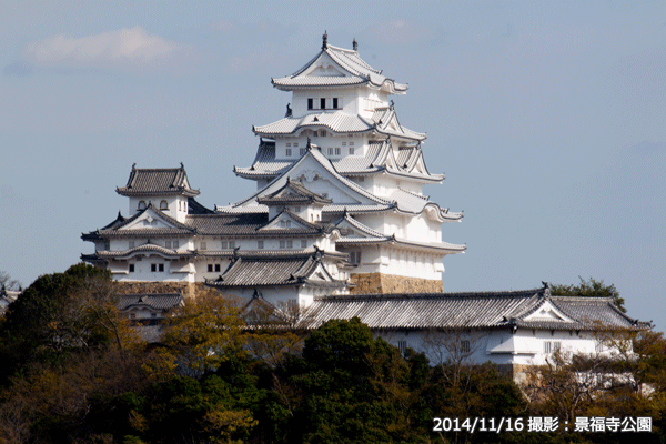 10_姫路城撮影(ズーム)