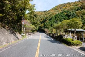 02_白国増位山線・追儺橋手前(増位川)