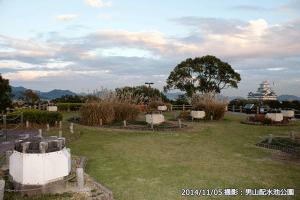 04_男山配水池全景