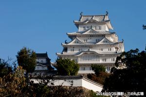 02_姫路城