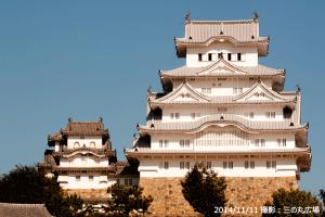 03_姫路城全景1