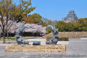 05_姫路城十景・城見台公園(出典:姫路市)