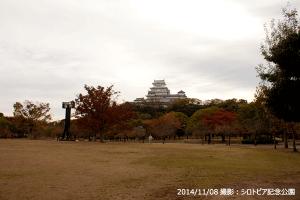 01_姫路城全景