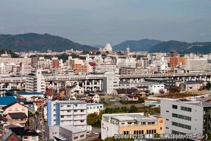 06_姫路城遠景