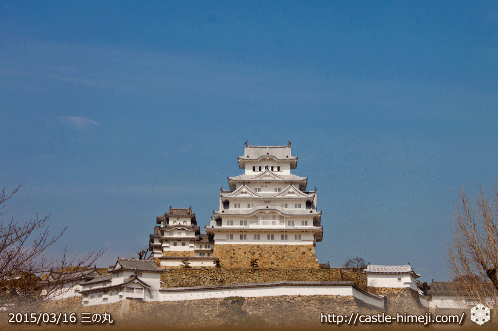himejicastle2015-march16_01